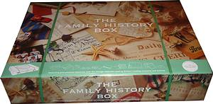 What Is Included In The Family History Box Pack?